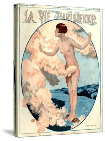 1920s France La Vie Parisienne Magazine Cover