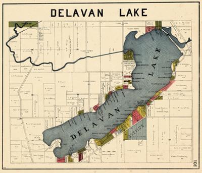 1921, Delavan Lake, Wisconsin, United States