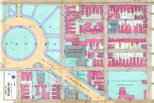 1921, Logan Square, Philadelphia, Pennsylvania, United States