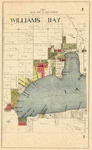 1921, Williams Bay - West, Wisconsin, United States