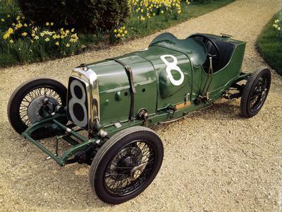 1922 Aston Martin Grand Prix Racing Car--Photographic Print