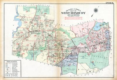 1924, West Roxbury, Boston, Massachusetts, United States