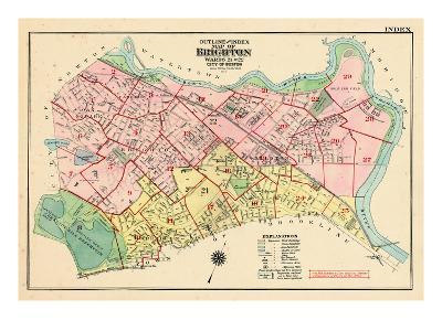 1925, Boston, Broghton, Massachusetts, United States--Giclee Print
