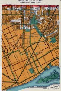 1925, Detroit 2, Michigan, United States