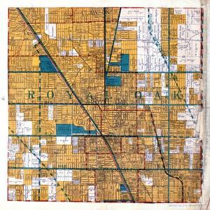 1925, Royal Oak Township, Hazel Park, Pleasant Ridge, Ferndale, Clawson, Berkley, Michigan, United