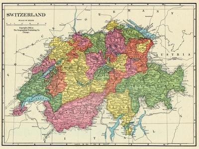 1925, Switzerland, Europe, Switzerland