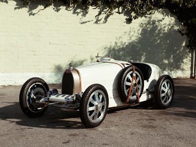 1927 Bugatti Type 37A Grand Prix--Photographic Print