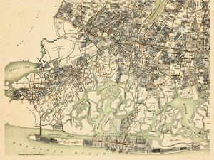 1927, Lynbrook, Jamaica Bay, Inwood, Rockaway Inlet, Long Beach, Middle Bay, Baldwin, New York