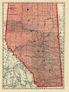 1928, Alberta Province, Canada