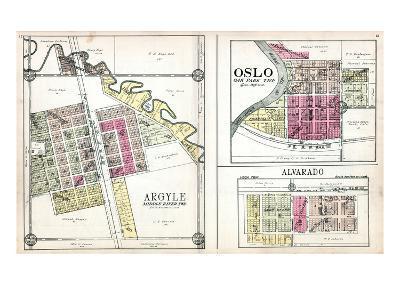 1928, Argyle, Oslo, Alvarado, Minnesota, United States--Giclee Print