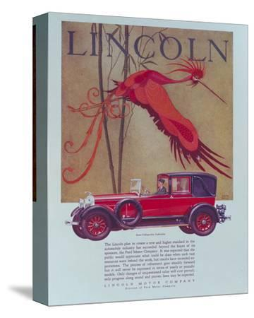 1928 Lincoln Cabriolet
