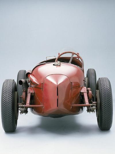1928 Maserati Tipo 26B/M 8C 2800 Grand Prix Two Seater Racing Car--Photographic Print