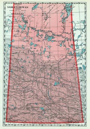 1928, Saskatchewan Province, Canada