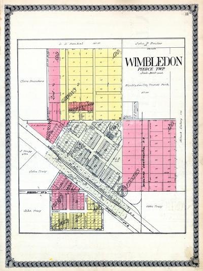 1928, Wimbledon, North Dakota, United States--Giclee Print
