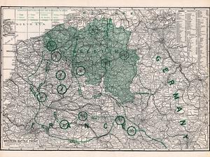 1928, WW1 - Western Battle Front