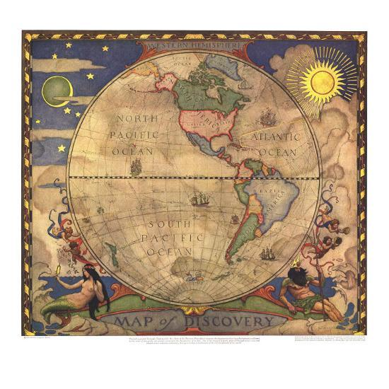 Discovery Maps on