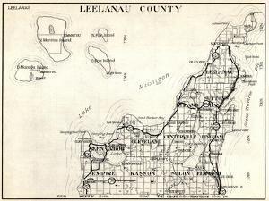 1930, Leelanau County, Empire, Kasson, Solon, Elmwood, Glen Arbor, Cleveland, Centerville, Bingham