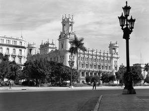1930s-1940s the Asturian Club Now a Fine Art Museum Havana Cuba