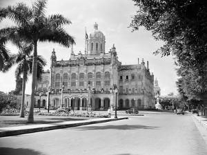 1930s-1940s the Presidential Palace Havana Cuba