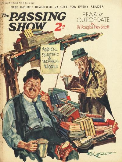 1930s UK The Passing Show Magazine Advertisement--Giclee Print