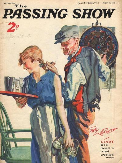 1930s UK The Passing Show Magazine Cover--Giclee Print