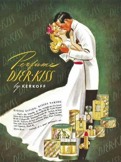 1930s USA Kerkoff Magazine Advertisement--Giclee Print