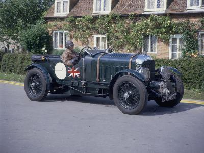 1931 Bentley 4.5 Litre Supercharged--Photographic Print