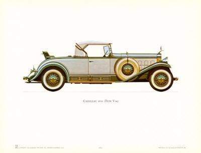 1931 Cadillac