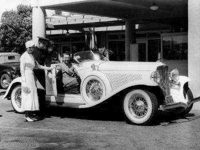 1932 Auburn 12-60 Boattail Speedster, (C1932)--Photographic Print