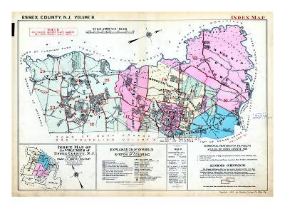 1933, Essex County, New Jersey, United States--Giclee Print