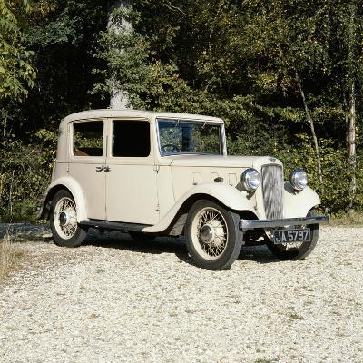 1935 Austin Lichfield 10Hp Car--Photographic Print