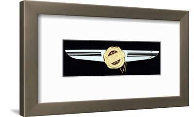 1936 Chrysler Emblem