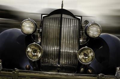 1936 Packard Super