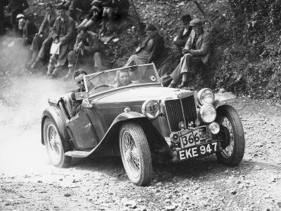 1938 Mg Ta Midget, (C1938)--Photographic Print