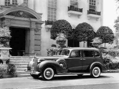 1938 Packard Super 8, (C1938)--Photographic Print