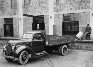 1939 Ford V8 Express Body Truck