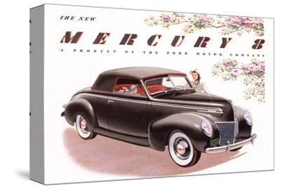 1939 Mercury 8 Convertible
