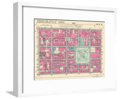 1939, Rittenhouse Square, Philadelphia, Pennsylvania, United States
