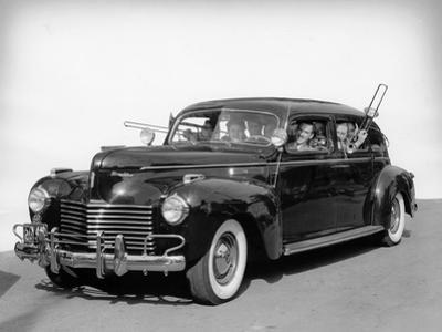 1940 Chrysler Imperial, (Early 1940S)