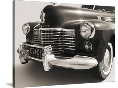 1941 Cadillac Fleetwood Touring Sedan-Gasoline Images-Stretched Canvas Print