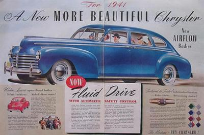 1941 Chrysler Airflow