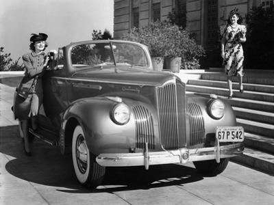1941 Packard 120 Convertible Coupe, (C1941)