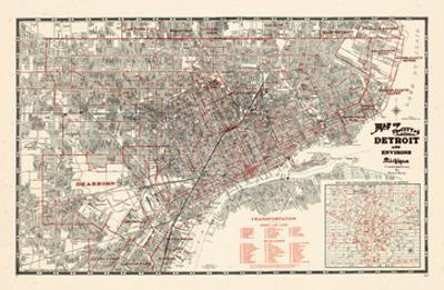 1943, Detroit, Michigan