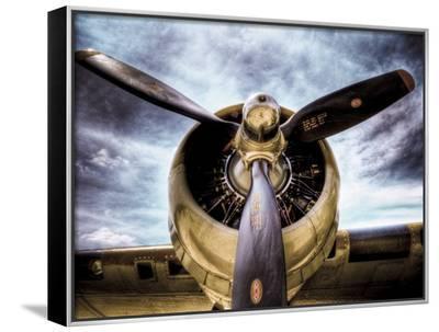 1945: Single Engine Plane-Stephen Arens-Framed Canvas Print