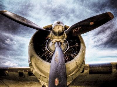 1945: Single Engine Plane-Stephen Arens-Photographic Print