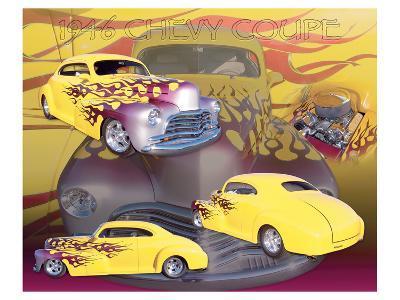 1946 Chevy--Art Print