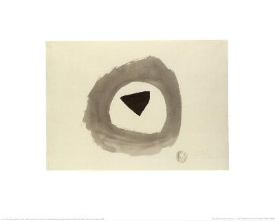 1948 E, c.1948-Julius Bissier-Art Print