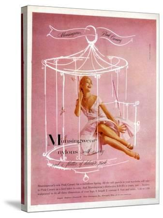 1950s UK Munsingwear Magazine Advertisement