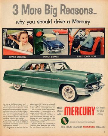 1953 Mercury - Move Ahead