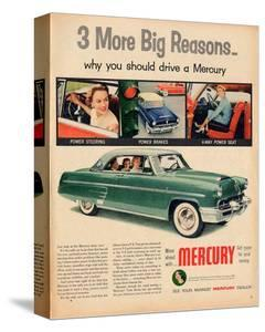 1953 Mercury - Move Ahead